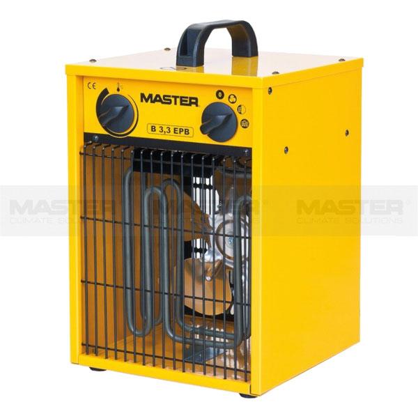 Электрический нагреватель воздуха Master B 3.3 EPB