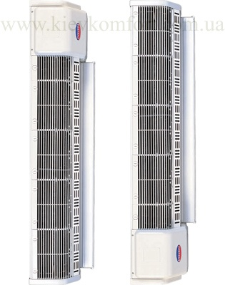 Воздушная завеса с Водяным теплоносителем Olefini L,RWH-33 V