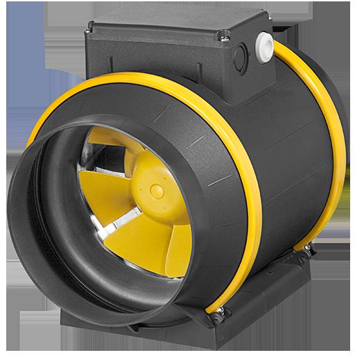 Канальный вентилятор для круглых каналов RUCK EM 200 E2M 01