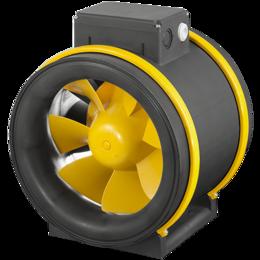 Канальный вентилятор c EC-моторам для круглых каналов RUCK EM 160L EC 01