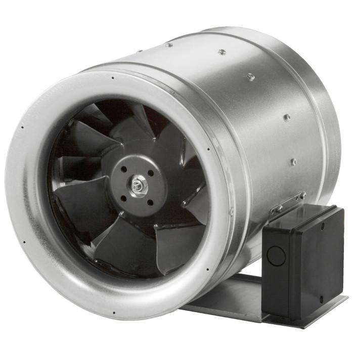 Канальный вентилятор c EC-моторам для круглых каналов RUCK EL 200L EC 01