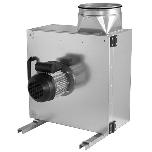 Кухонный вентилятор (t воздуха до 120о)  RUCK MPS 280 E2 20