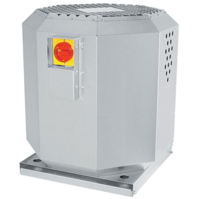 Крышный вентилятор (t воздуха до 120о) в изолированном корпусе RUCK DVNI 560 D4