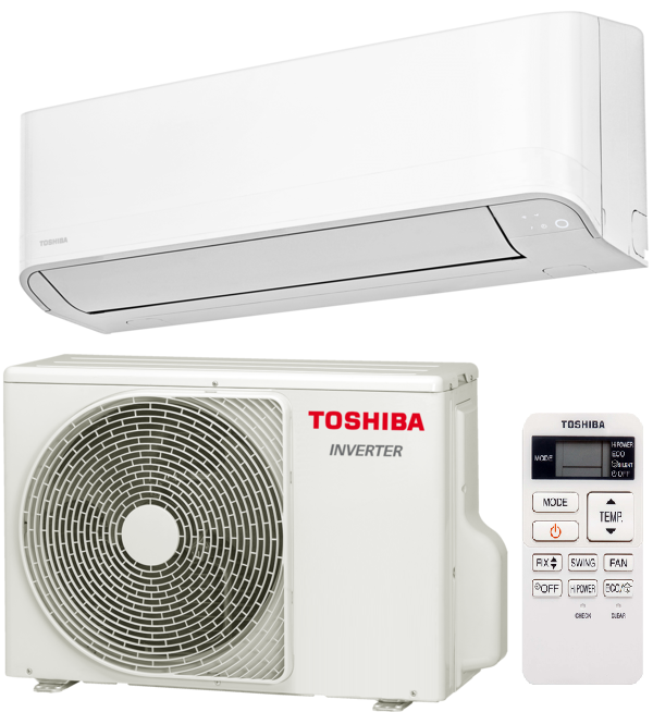 Кондиционер настенный Toshiba  RAS-B10J2KVG-UA / RAS-10J2AVG-UA