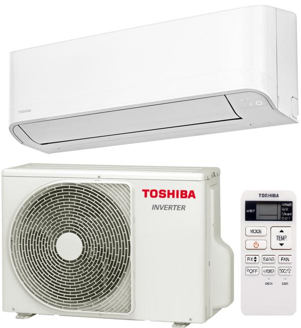Кондиционер настенный Toshiba  RAS-24J2KVG-UA / RAS-24J2AVG-UA